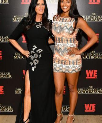 Former 'RHOA' Claudia Jordan seeks love on 'Million-Dollar Matchmaker'