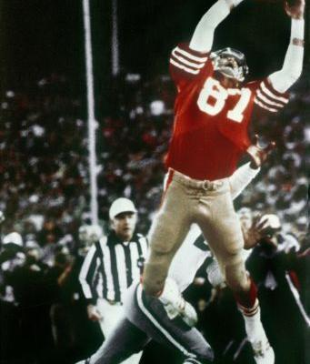 49ers great Dwight Clark, known for 'The Catch' and two Super Bowl wins, dies of ALS