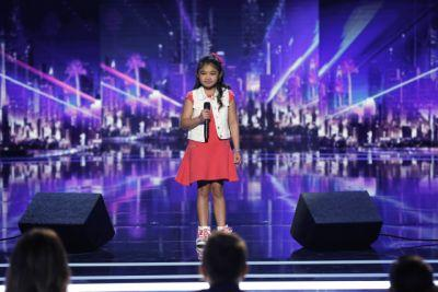 Johns Creek's Angelica Hale cruises into 'America's Got Talent' live rounds