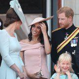 Kate Middleton and Meghan Markle Look Royally Happy as They Curtsy Together For the Queen