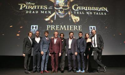 Pirates of the Caribbean Premiere Photos!