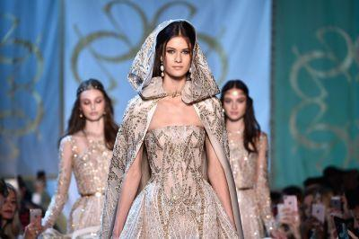Elie Saab Definitely Watched 'Game of Thrones' Before Designing the Fall 2017 Haute Couture Collection