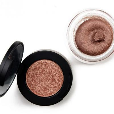 AURIC Temper Smoke Reflect Eyeshadow Duo Review & Swatches