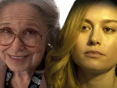 Why Captain Marvel Punches An Old Lady In Her First Trailer