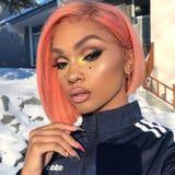Not to Be Dramatic or Anything, but Coral-Colored Hair Is the Coolest Trend We've Ever Seen