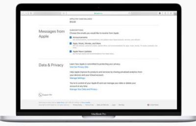 Apple brings EU data privacy features to U.S., tightens app and web privacy rules