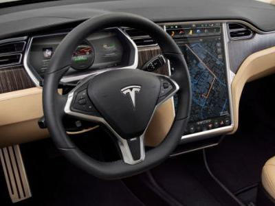 Tesla Temporarily Turns Off Automatic Emergency Braking For Newer Models