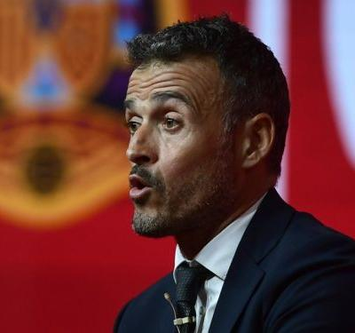 'We still have a chance' - Enrique refuses to give up qualification hopes despite Spain defeat