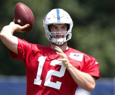 Colts expect Andrew Luck to miss preseason with ankle-area injury