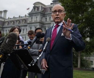 The White House is likely to unveil 10% tax cuts for the middle class in September, Kudlow says