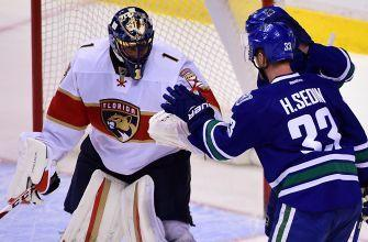 Canucks Come Back Against Panthers on Career Night for Henrik Sedin