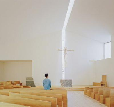 The Church of the Penitent Thief / INOUTarchitettura + LADO architetti + LAMBER + LAMBER