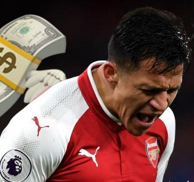 January transfer news & rumours: Alexis Sanchez rejects lucrative China move