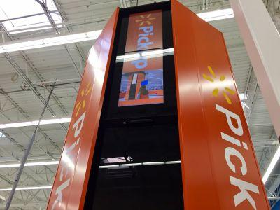 We tried Walmart's massive online pickup tower - and it shattered our expectations