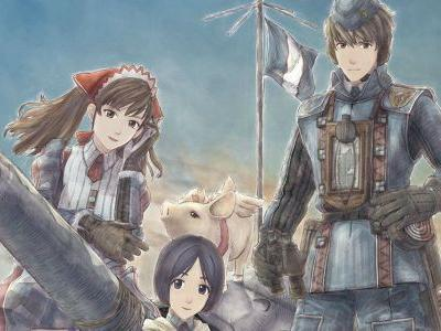 Valkyria Chronicles Coming To Switch In Japan