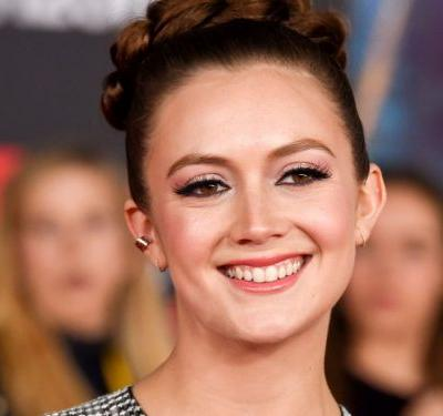 The Touching Meaning Behind Billie Lourd's Star Wars Premiere Hairstyle