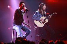 Maroon 5 Pay Tribute to Chris Cornell With Acoustic 'Seasons' Cover on 'Stern' Show