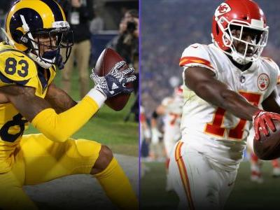 Fantasy Football Waiver Wire Week 12: Josh Reynolds, Chris Conley among notable free agent pickups after Chiefs-Rams shootout