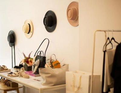 Mint & Rose takes over New York with a pop up store