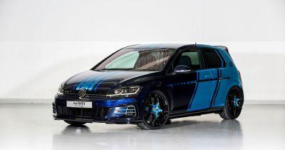 The VW Golf GTI First Decade Is A 423bhp Hot Hatch Concept