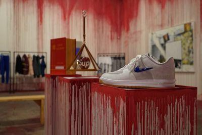 CLOT Gets Visceral with Blood-Stained JUICE Pop-Up in Los Angeles