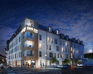 A New Park Inn By Radisson Hotel To Open In Liège City Center