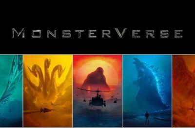 Prepare for Godzilla Vs Kong with the MonsterVerse Watchalong