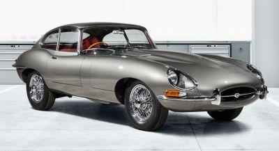 Jaguar To Restore Ten E-Types Back To Perfection