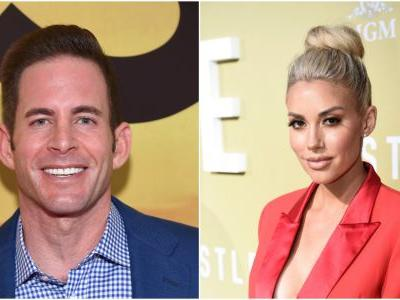Not Only Is Heather Rae Young Officially Tarek El Moussa's 'Girlfriend,' She's Already Met His and Christina Anstead's Kids!