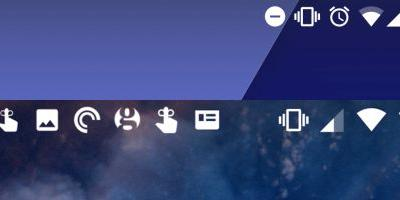 Cellular Status & WiFi Icons Switch Again in Android O DP3