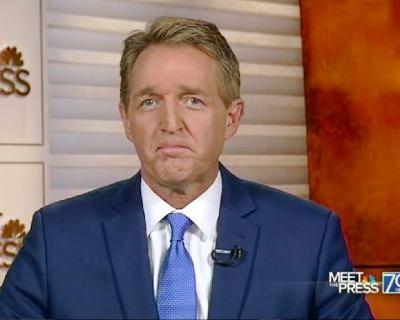 Conservatives Mock Jeff Flake For Donating to Doug Jones Campaign: This is a 'Bad Idea'