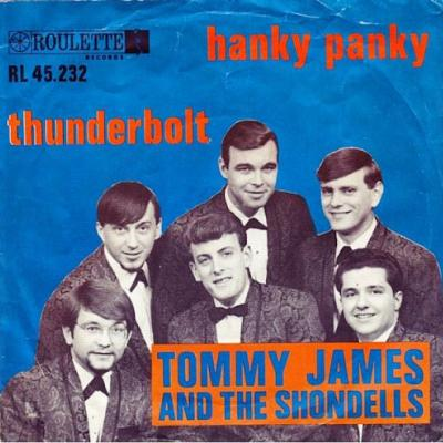 "The Number Ones' Tommy James And The Shondells' ""Hanky Panky"""