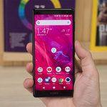 Most recent Sony Xperia phones have a hidden 120Hz display mode that you can't use