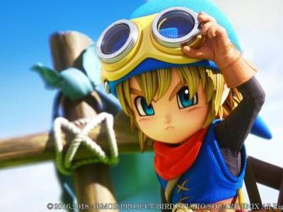 Dragon Quest Builders on Switch Debuts in 2nd on the Japanese Charts