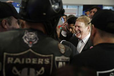 County Commissioner: Raiders file for relocation to Las Vegas