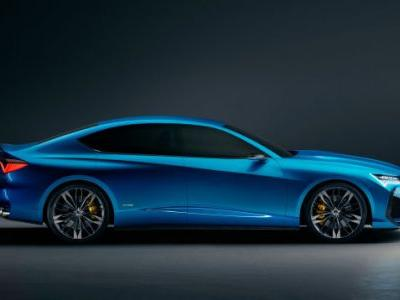 The Acura Type S Concept Is The Cab-Back FWD Sedan We Need