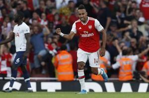 Arsenal recovers to draw 2-2 against Tottenham