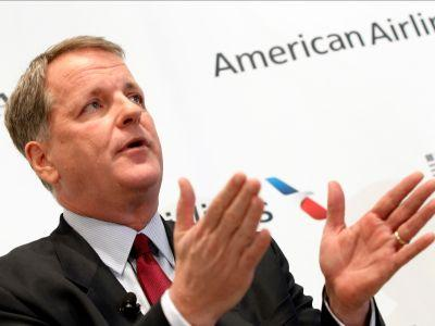 American Airlines CEO says Qatar's big investment won't end the nastiest feud in the airline industry