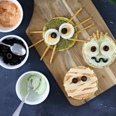 6 Healthy Halloween Snack Ideas