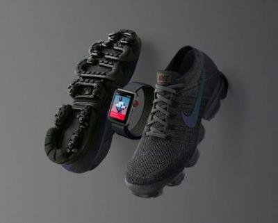 Nike Announces Limited Edition Midnight Fog Apple Watch Series 3