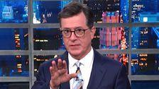 Colbert Nails The Real Problem With Trump's Racist Attacks On Democrats