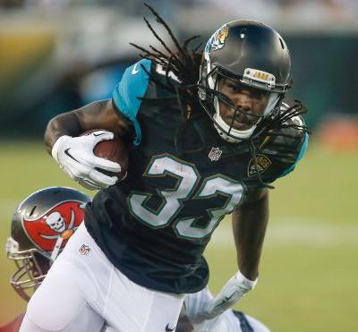 Jaguars release RB Chris Ivory after two seasons