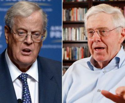 Koch brothers reignite Time, Meredith sale talks
