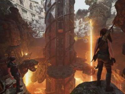 """Shadow of the Tomb Raider's first DLC """"The Forge"""" arrives in mid-November"""