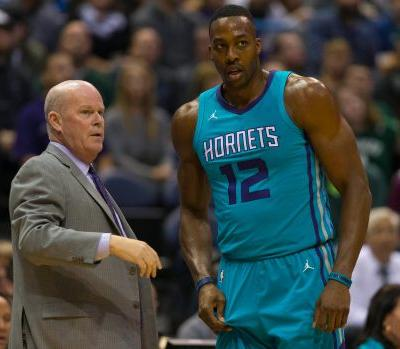 Hornets coach Steve Clifford will miss time to address his health