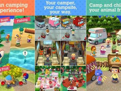 Animal Crossing: Pocket Camp now available for Android and iOS