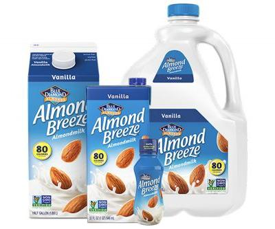 Your almond milk might be tainted with actual milk