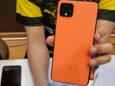 Pixel 4 colors will be Just Black, Clearly White, and. 'Oh So Orange'