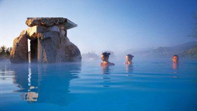 Thermal & Mineral Springs & Healing Waters - International