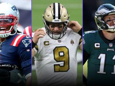 NFL QB rankings 1-32: Carson Wentz, Drew Brees fall; Russell Wilson, Aaron Rodgers, Cam Newton rise into Week 3